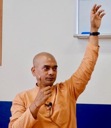 Swami Viswarupananda ji
