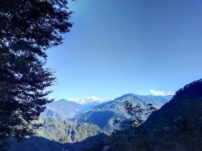 the Lord Shiva Temple again at Himalaya