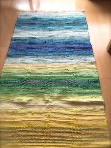 YOGAマット の材料募集中 ー織り織りのうた―